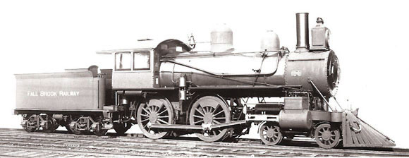 Unknown Fall Brook Locomotive